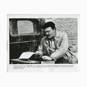 Stacey Keach As Hemingway, Nik Wheeler, Fotografia, 1984