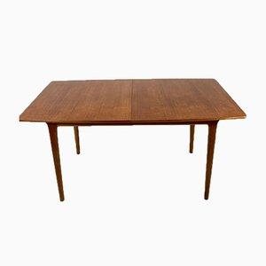 Tavolo da pranzo in teak di AH Mcintosh, anni '60