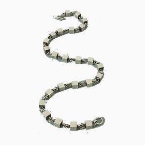 Silver Necklace by Arvo Saarela
