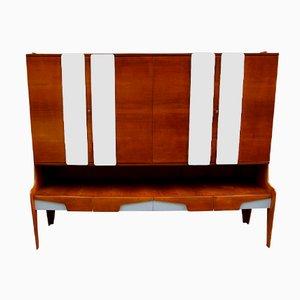 Mueble de caoba de Gio Ponti, años 60