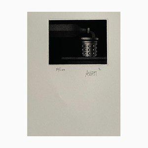 Mario Avati, Die Pflanze des Lebens, 20. Jahrhundert, Radierung