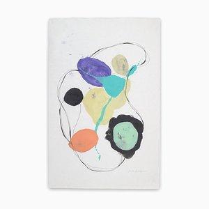 0118,14, Pittura astratta, 2018