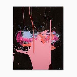 Gravity Drops, Abstrakte Malerei, 2019