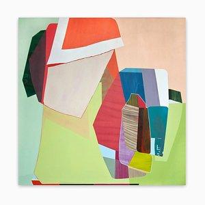 Sbc 204, Abstract Painting, 2017
