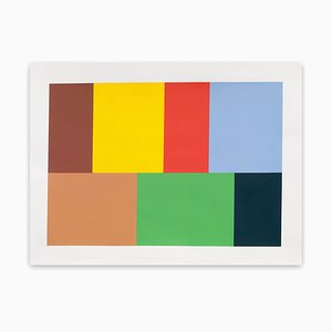 Test Pattern 10 Venice, Abstract Painting, 2005