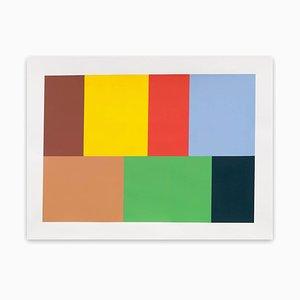 Test Pattern 10 Venice, Abstrakte Malerei, 2005