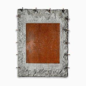 Ancora in acciaio, Pittura astratta, 2017