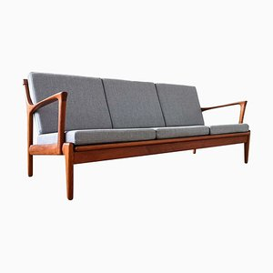 Mid-Century Model Cuba Sofa by Bertil Fridhagen for Bröderna Andersson