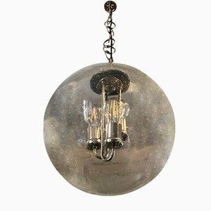 Large Vintage Sputnik Big Ball Lamp, 1970s