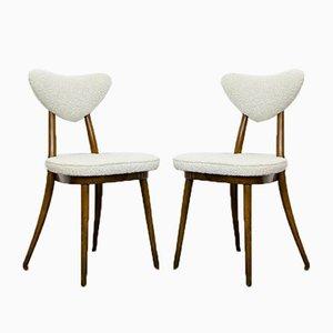 Model No. 124 Chairs by Helena, Jerzy Kurmanowicz, 1960s, Poland, Set of 8
