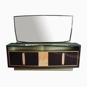 Mueble espejo de Vittorio Dassi, años 50