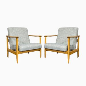 142 Armchairs by Edmund Homa for GFM, 1960s, Set of 2