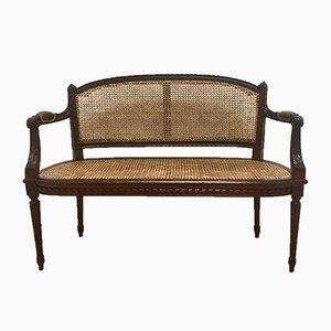 Antikes französisches Louis XVI Sofa