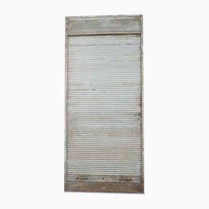 Mueble francés con puerta de persiana de Strafor, años 20