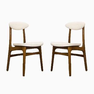 Dining Chairs by Rajmund Teofil Hałas, 1960s, Set of 6