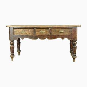 Antique Florist's Table
