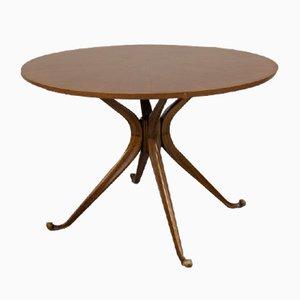Tavolo rotondo, anni '50