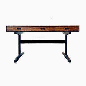 Mid-Century Rosewood Desk from Ganddal Møbelfabrikk