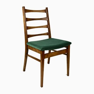 Vintage Green Dining Chair, 1970s,