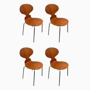 Ant Chairs by Arne Jacobsen, 1960s, Set of 4