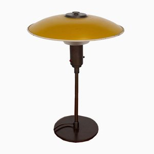 Danish Table Lamp from Lyfa, 1940s
