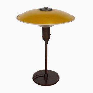 Danish Table Lamp from Lyfa, 1940s