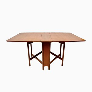 Vintage Teak Folding Dining Table from A. H. Mcintoch & Co LTD