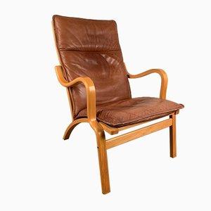 Armchair from Stouby, Denmark, 1970s