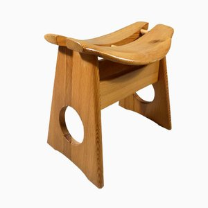 Danish Childrens Stool, 1970s