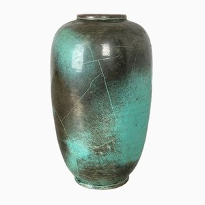 Ceramic Studio Pottery Vase by Richard Uhlemeyer Hannover, Germany, 1940s
