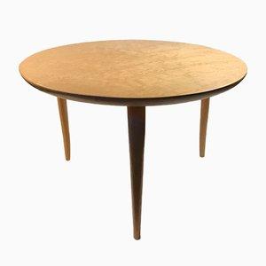 Small Annika Maple Table by Bruno Mathsson, 1976