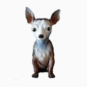 Life-Size Chihuahua Sculpture, 1960s