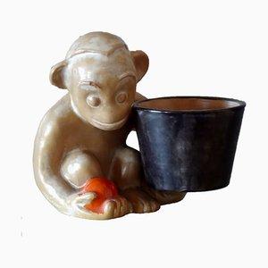 Monkey from Gmundner-Wiener Werkstätte, 1930s