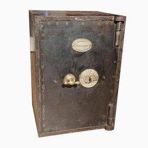Caja fuerte antigua de The Hope Foundry Co.