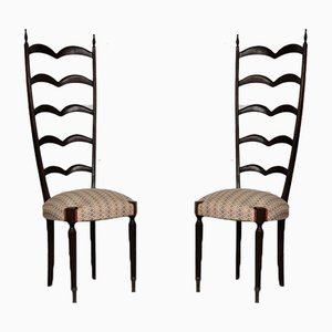 Chaises de Salon par Paolo Buffa pour Paolo Buffa, 1950s, Set de 2