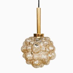 Lámpara colgante vintage de Helena Tynell para Glashutte Limburg