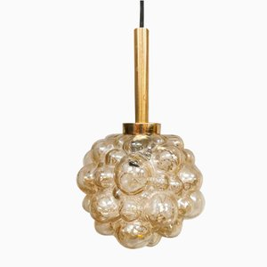 Vintage Pendant Lamp by Helena Tynell for Glashutte Limburg