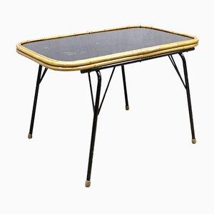Table de Salon Vintage en Verre