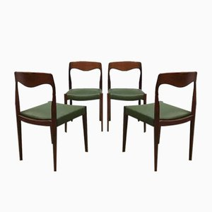 Dänische Esszimmerstühle von Niels O. Miller, 1951, 4er Set