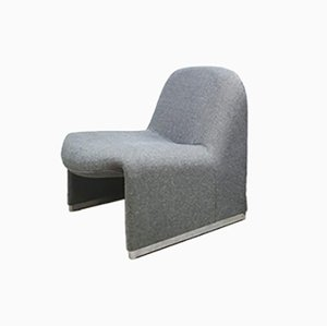 Vintage Alky Lounge Chair by Giancarlo Piretti for Artifort