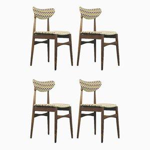 Chaises de Salon Scandinaves, 1960s, Set de 4