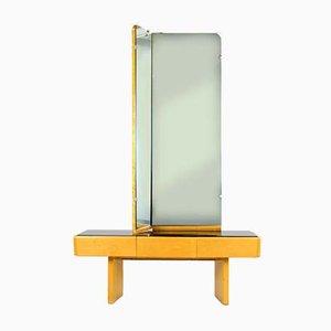 Tocador y espejo, años 60
