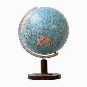 Niederländischer Mid-Century Schreibtisch Globus