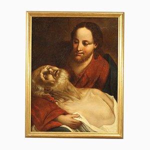 Antike Italienische Religiöse Malerei