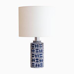 Capri Ceramic Table Lamp by Ilse Sephan for Schlossberg Keramik, 1970s