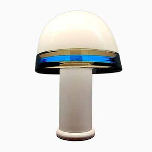 Murano Glass Table Lamp from Res de Majo Murano, Italy, 1970s