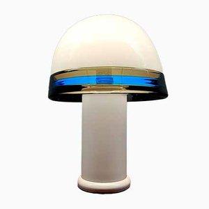 Murano Glass Table Lamp from Res de Majo Murano, Italy, 1970s