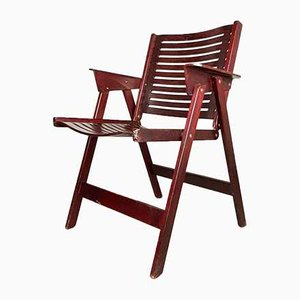 Plywood Lounge Chair by Niko Kralj for Stol Kamnik, 1970s
