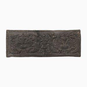 Antike Dekorative Reliefplatte
