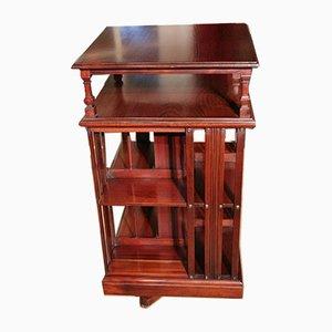 Drehbares Antikes Bücherregal